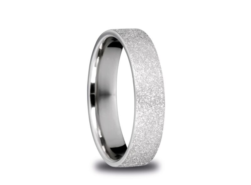 Bering+Arctic+Symphony+Size+63+19.7mm+Diameter+Sparkling+Silver+Ring+557-19-82