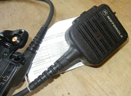 "NEW NMN6250A - Motorola Public Safety Microphone Cord, 24""XTS 3000 XTS5000"