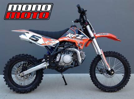 125CC BIG WHEEL DIRT BIKE ELSTAR RFZ125 - $1,299 RIDE AWAY Brendale Pine Rivers Area Preview