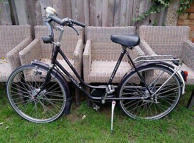 Vintage Ladies Unisex Gazelle Maxinette 70's Dutch Bike 24''