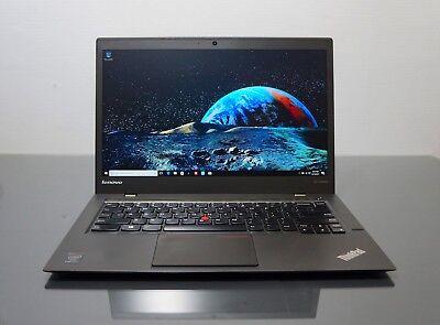Lenovo ThinkPad X1 Carbon laptop Core i7 3.3Ghz Samsung 256GB SSD Baklit 10 PRO