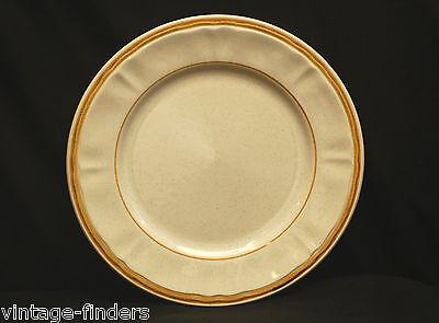 "Old Vintage Americana Hearthside Stoneware 10"" Dinner Plate by Heritage ~ Japan"