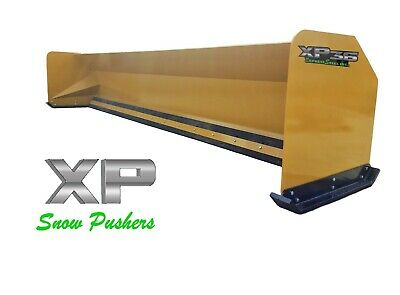 16 Xp36 Snow Pusher Jrb 416 Snow Pusher Box For Backhoe Loader - Local Pick Up