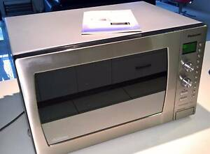 Panasonic Convection Inverter Microwave Oven 42L NN-CD997S Ooralea Mackay City Preview