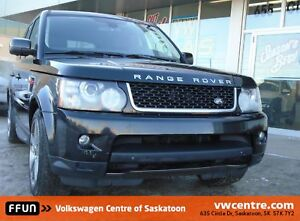 2013 Land Rover Range Rover Sport Supercharged Heated steerin...