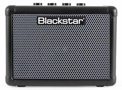 Blackstar Fly 3 Bass Guitar Amplifier - 3 Watt Mini Amp Bass Guitar Practice Amps