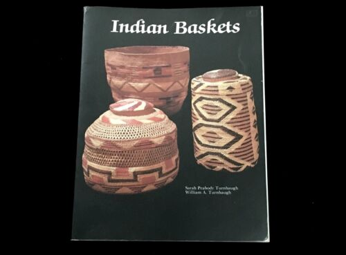INDIAN BASKETS Published in Collaboration with Peabody Museum Schiffer 1986