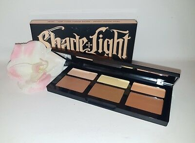 Kat Von D Shade + and Light Creme Cream Face Contour Refillable Palette (Kat Von D Shade And Light Contour Palette)