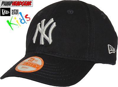 New Era 940 My 1st New York Yankees Stretch Fit Infants Baseball Cap (0-2 years)