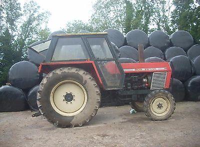 Zetor 8011 & 8045 Crystal Tractor  Workshop Manual na sprzedaż  Wysyłka do Poland