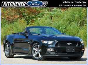 2015 Ford Mustang GT haut niveau CONVERTIBLE/HEAT&AC LEATHER...
