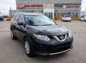"2014 Nissan Rogue S AWD - BACKUP CAM - BLUETOOTH - 5"" DISPLAY"
