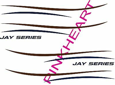 jayseries Pop up decal custom jayco decals rv trailer pop up jay series USA kit