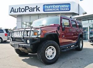 2003 Hummer H2 LOW KM|SUNROOF|DVD|