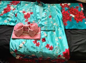 Authentic Kimono Made in Japan - Brand New