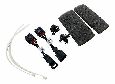 Original Rückleuchten Adapter SET von Halogen auf LED Rückleuchten Audi Q3 8U