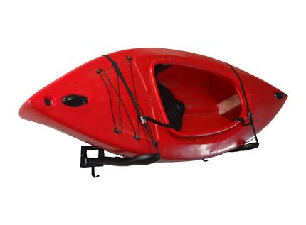 NEW KAYAK STORAGE RACK BARS CARRIER STRAP / SPACE SAVER St Marys Penrith Area Preview