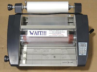GBC Catena 35 Thermal and Pressure Sensitive Roll Laminator