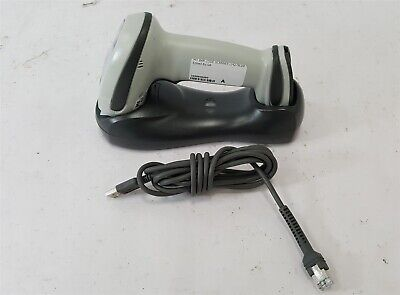 Symbol Li4278-sr20001wr Wireless Barcode Scanner W Usb Cable