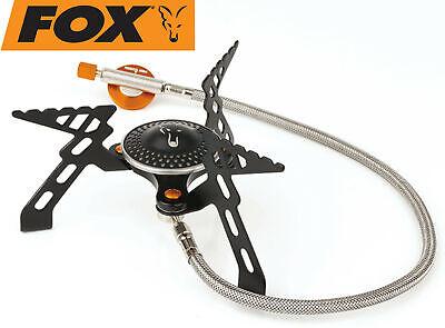 Fox Cookware Compact 3000 Stove - Gaskocher zum Karpfenangeln, Campingkocher