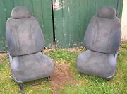 Holden Bucket Seats