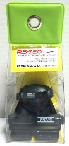 Comet RS-720 Trunk Lip Mount, adjustable with support tab FREE SHIP