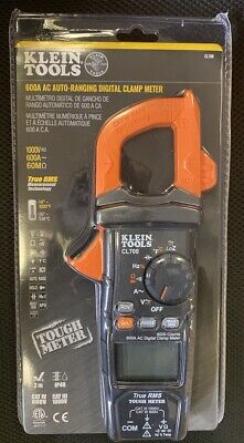 Brand New Klein Tools Ac Auto-ranging Trms Cl700 Digital Clamp Meter. Sealed D3
