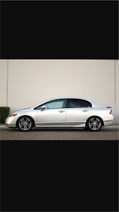 Looking for 8th gen or 9th gen Honda Civic si