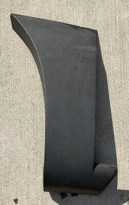 2002-2006 Avalanche Passenger Right Quarter Panel Bed Molding Cladding Dark Gray
