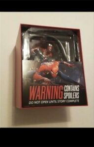 Spiderman collectors edition statue