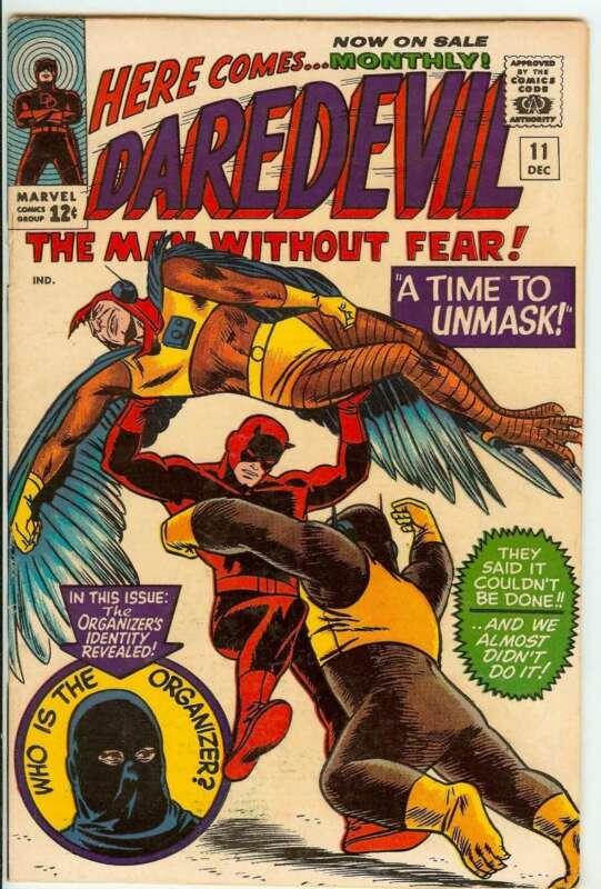DAREDEVIL #11 7.0