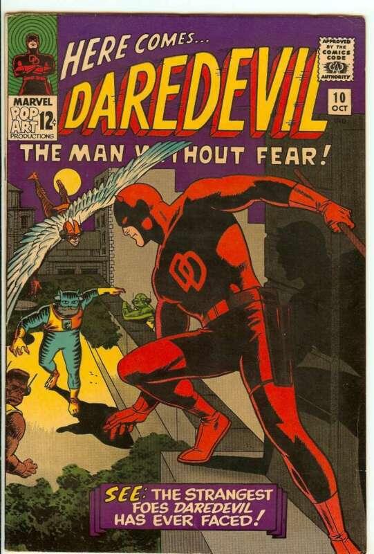 DAREDEVIL #10 7.0