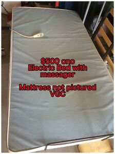 King Single Electric Bed with Massager Bracken Ridge Brisbane North East Preview