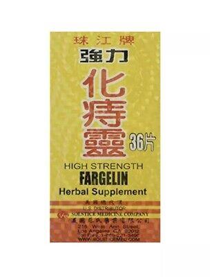 High Strength Fargelin 36 Pills High Hemorrhoid Care Treatment-FREE SHIPPING