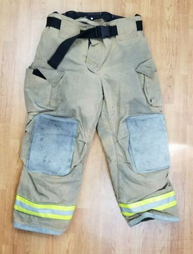 Cairns MFG. 2014 Firefighter Turnout Bunker Pants 40 x 30