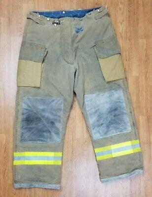 Morning Pride Ranger Firefighter Bunker Turnout Pants 42 X 31 11