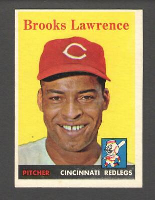 1958 Topps #374 Brooks Lawrence