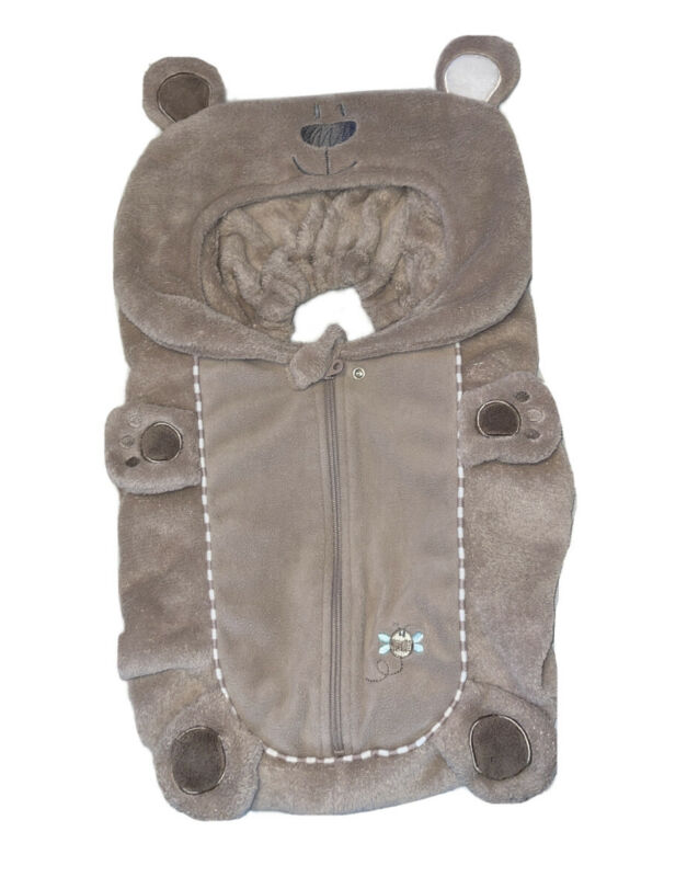 Bear 🐻 carrier car seat protector. winter weather / Unisex.