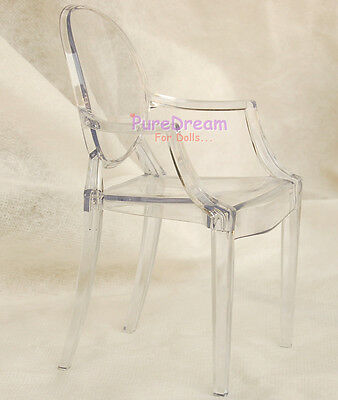 1/6 Scale Furniture Plastic  Armchair For Barbie BJD,Blythe J-Dolls SL020B