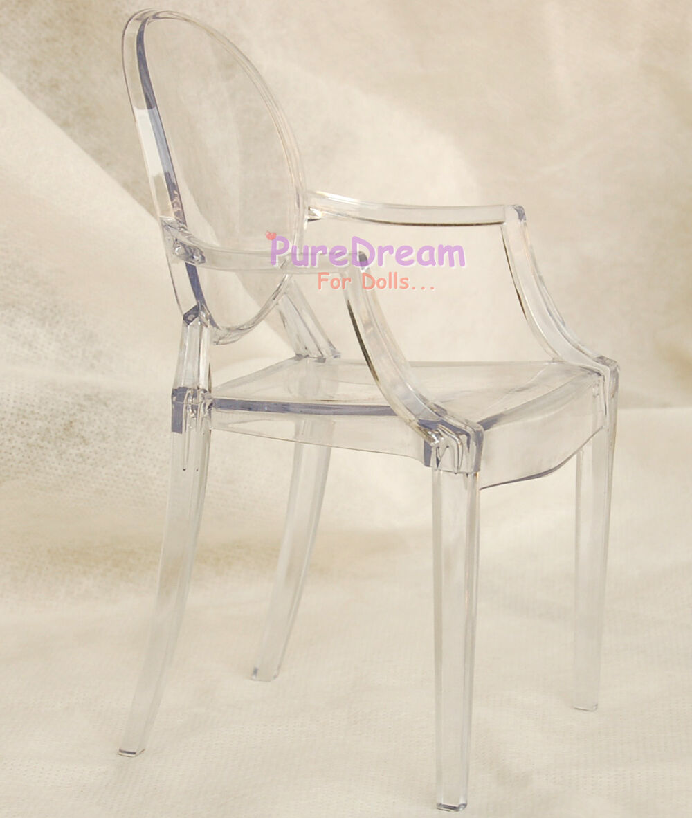 1/6 Scale Furniture Plastic  Armchair For Barbie BJD,Blythe J-Dolls SL020B
