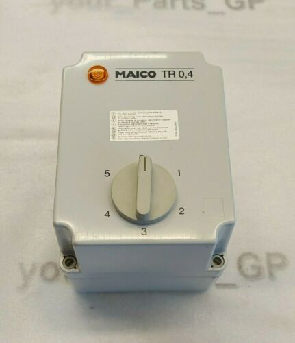 Maico   TR 0,4         1-5-Stufentransformator