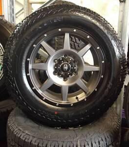 Toyota Prado Wheels Wheels Tyres Amp Rims Gumtree