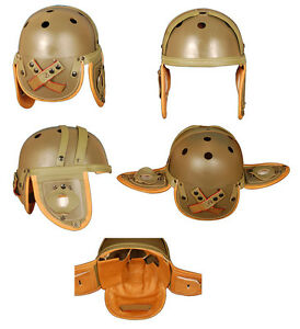WWII US TANKER HELMET made by WHAT PRICE GLORY