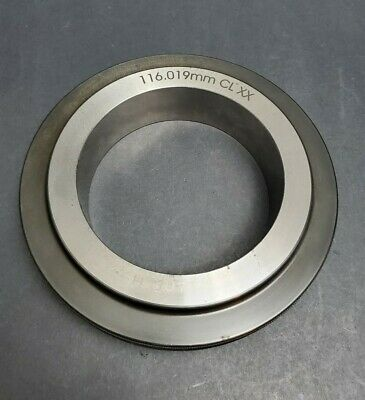 """Master Ring Gage Setting Calibration Standard X Tol GRETNA for Bore Gage 15/""""-16/"""""""