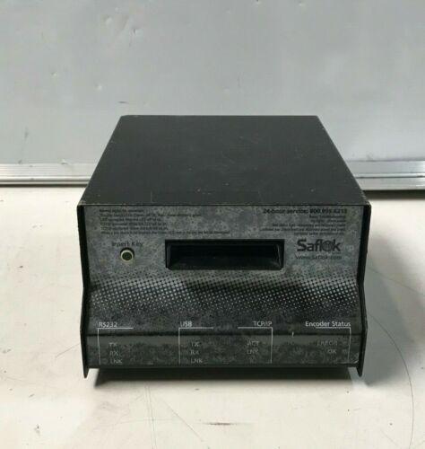 SAFLOK KEYCARD ENCODER 73632 MODEL 3 USB NO POWER SUPPLY