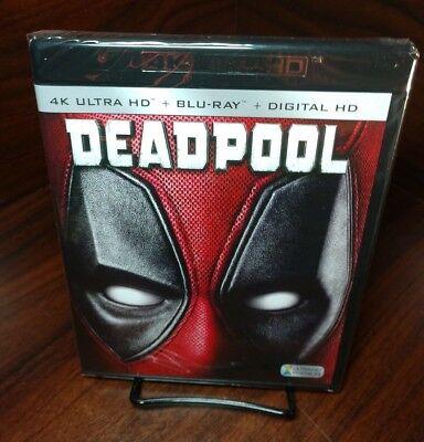 Deadpool (4K UHD+Blu-ray-NO Digital Code)-Free Shipping with Tracking~
