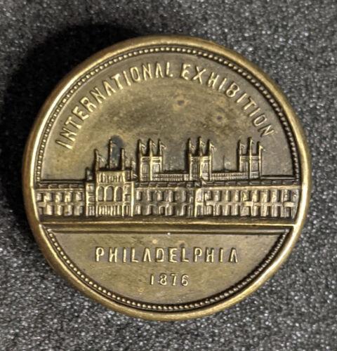 Antique 1876 International Exhibition World