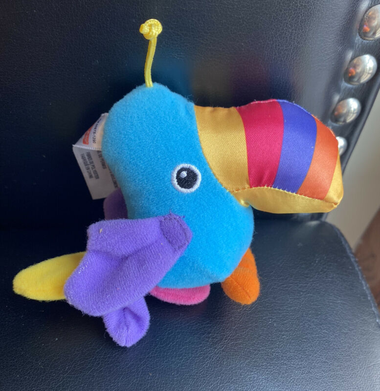 Fisher Price Rainforest Swing • Plush Mobile Toy TOUCAN BIRD Replacement Part