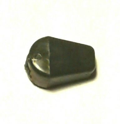 Tektronix 366-0215-01 Small Dark Gray Knob Rare Obsolete Hard To Find