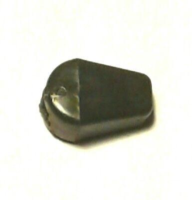 Tektronix 366-0215-01 Small Dark Gray Knob Rare Obsolete Hard To Find